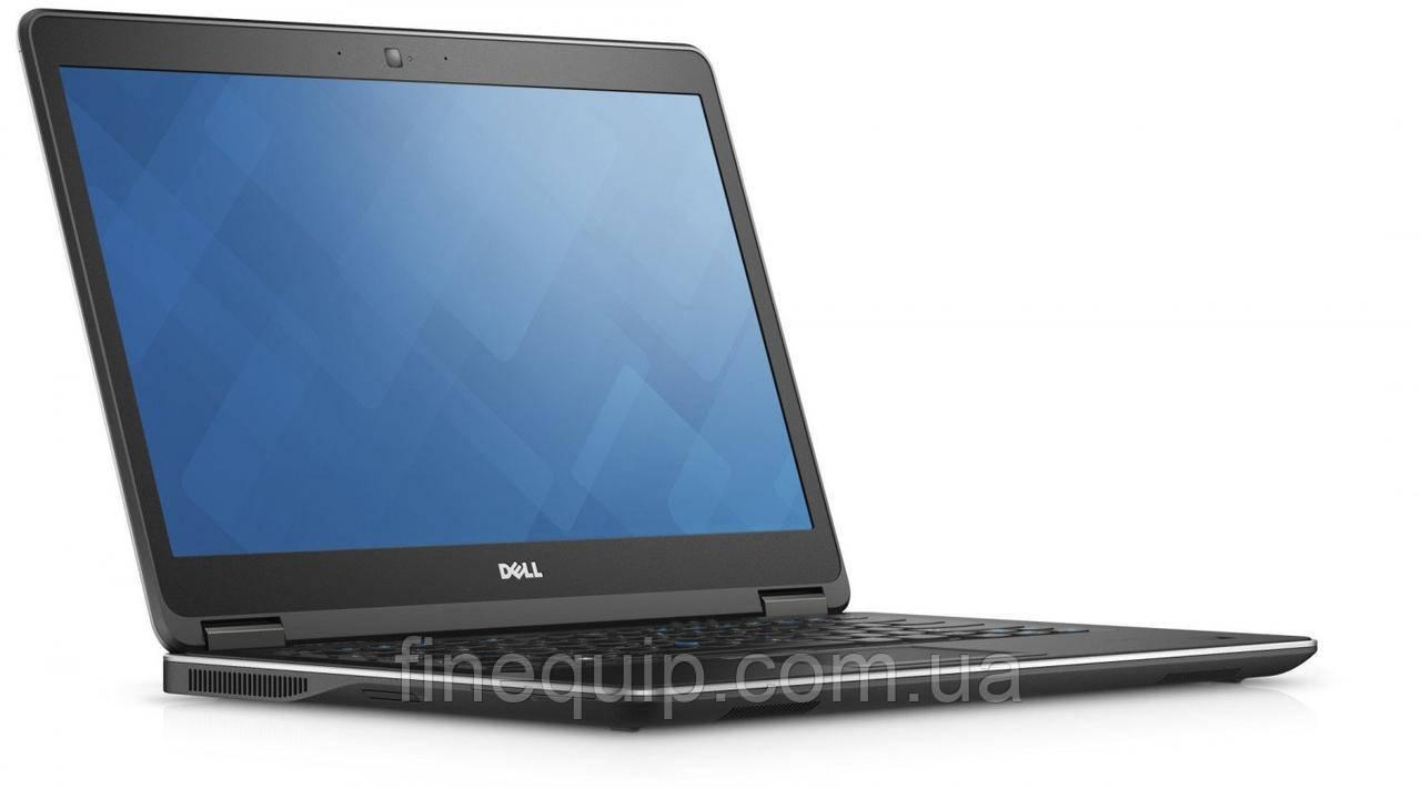 Ноутбук Dell Latitude E7440-Intel Core-I5-4300U-1.9GHz-4Gb-DDR3-500Gb-HDD-W14-IPS-FHD-Web-(C)- Б/У