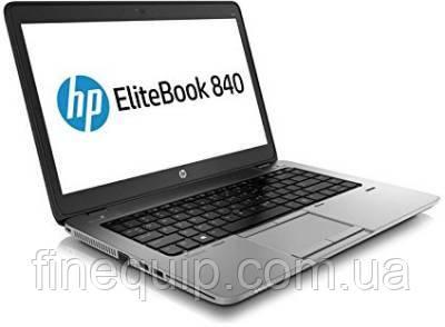 Ноутбук HP EliteBook 840 G1-Intel-Core-i7-4600U-2,10GHz-8Gb-DDR3-500Gb-HDD-W14-FHD-IPS-Web-(C-) Б/У