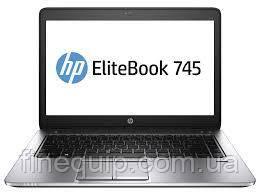 Ноутбук HP EliteBook 745 G2- AMD Pro A8-7150B-1,90GHz-4Gb-DDR3-320Gb-HDD-W14-Web-(B-)- Б/У