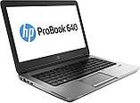 Ноутбук HP ProBook 640 G1- Intel Core-i3-4000M-2,40GHz-4Gb-DDR3-320Gb-HDD-W14-Web-(B-)- Б/У, фото 2