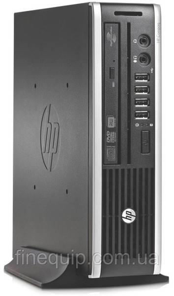 Системный блок HP Compaq 8300 Elite-SFF-Intel Core-i5-3570-3,40GHz-8Gb-DDR3-HDD-500Gb-DVD-R-(B)- Б/У