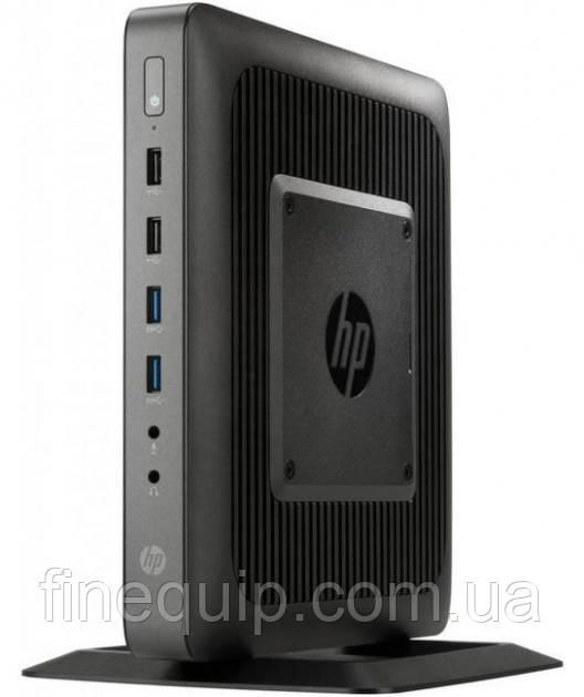 Тонкий клиент  HP T620- AMD GX-415GA-1.4GHz-4Gb-DDR3-64Gb-SSD-(C)- Б/У
