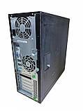 Системний блок HP Compaq 8100 Elite Full-Tower-Intel Core-i5-660-3,33 GHz-4Gb-DDR3 HDD-500Gb-DVD-R-(B)- Б/У, фото 2