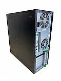 Системний блок HP Compaq 8100 Elite Full-Tower-Intel Core-i5-660-3,33 GHz-4Gb-DDR3 HDD-500Gb-DVD-R-(B)- Б/У, фото 3