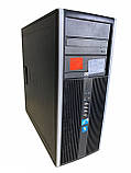 Системний блок HP Compaq 8100 Elite Full-Tower-Intel Core-i5-660-3,33 GHz-4Gb-DDR3 HDD-500Gb-DVD-R-(B)- Б/У, фото 5