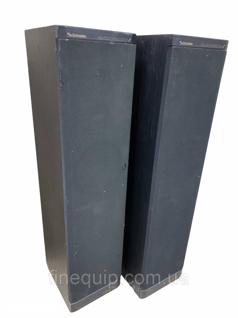 Акустические Колонки  Schneider 8021.1 LS   Б/У