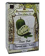 Чай чорний з саусепом Bonaventure Sour Sop 100 г (54098)