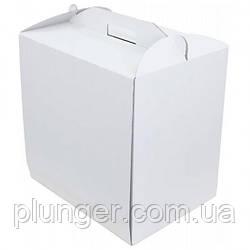 Коробка картонна для торта 30 см х 40 см х 40 см (3040Т)