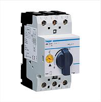 Автомат для защиты двигателя трех фазный, I=0,6-1,0 А, MM505N