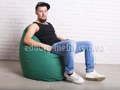 Крісло мішок груша | зелений Oxford