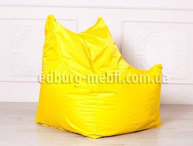 Крісло мішок Фоксі | жовтий Oksford