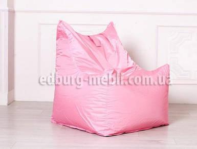 Крісло мішок Фоксі | рожевий Oksford