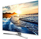 Телевізор Hisense H65U7B (4K / Smart TV / VA / 4 ядра / 350 кд / м2 / WiFi / Bluetooth), фото 3