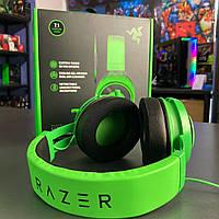 Навушники Razer Kraken Green, фото 1