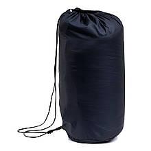 Спальный мешок для туризма и походов - одеяло для сна (Спальник) 210х70см Походный Весна/Лето Синий