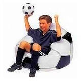 Надувне крісло-футбольний м'яч Intex 68557, фото 4