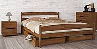 """Кровать с деревянными ламелями """"Ликерия Люкс"""" 120х200"""