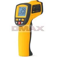 Инфракрасный пирометр GM700 для измерения температуры до 700°C, фото 1