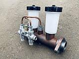 Главный тормозной цилиндр с сиг.устройством (ГТЦ) УАЗ 452.469 (пр-во Автогидравлика), фото 2