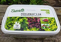 Средство от слизней Molufries 5GB 5кг Sumin аналог Слимакса