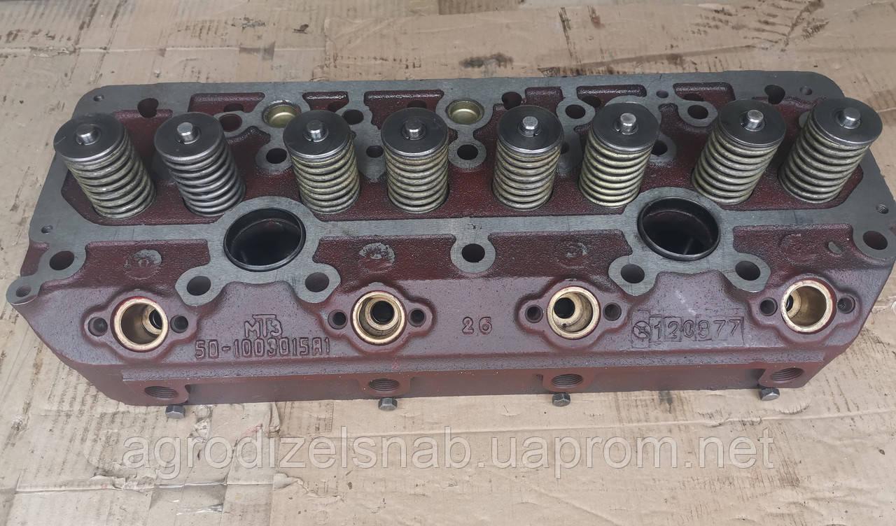 Головка блока двигателя Д-50 МТЗ-50