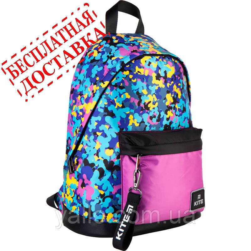 Городской рюкзак Kite City, для девочек, разноцветный K21-910M-3