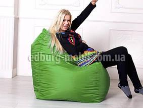 Крісло мішок Фоксі | зелений Oksford, фото 2