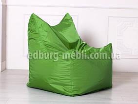 Крісло мішок Фоксі | зелений Oksford, фото 3