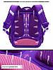 Школьный рюкзак набор для девочки в 1-3 класс пенал и сумка для сменки Мишка Панда SkyName R4-401, фото 4
