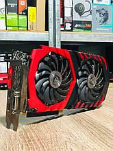 Видеокарта Radeon RX 570 4GB  MSI  Gaming X GDDR5 (256bit) (Radeon RX 570 GAMING X 4G)