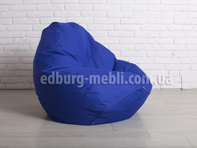 Крісло мішок груша Великий   фіолетовий Oksford