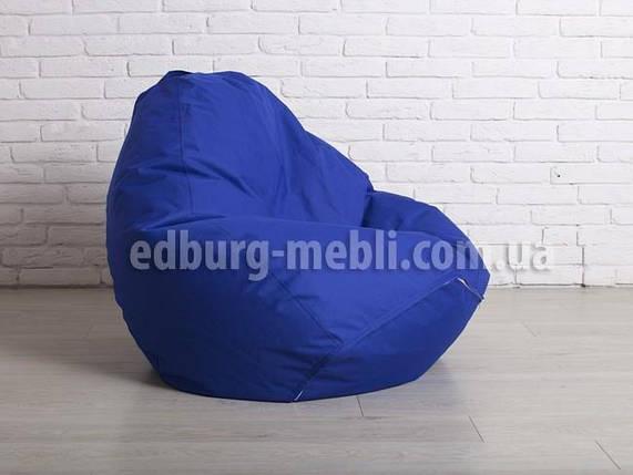 Крісло мішок груша Великий   фіолетовий Oksford, фото 2