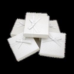 Коробки 90x90x25 Картон Белый