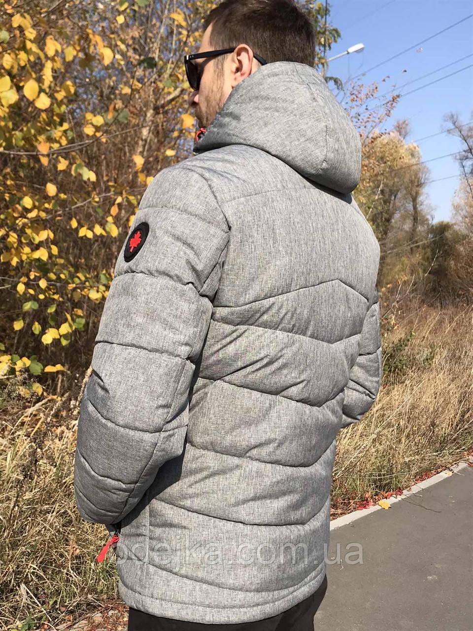 Куртка зимова Крід