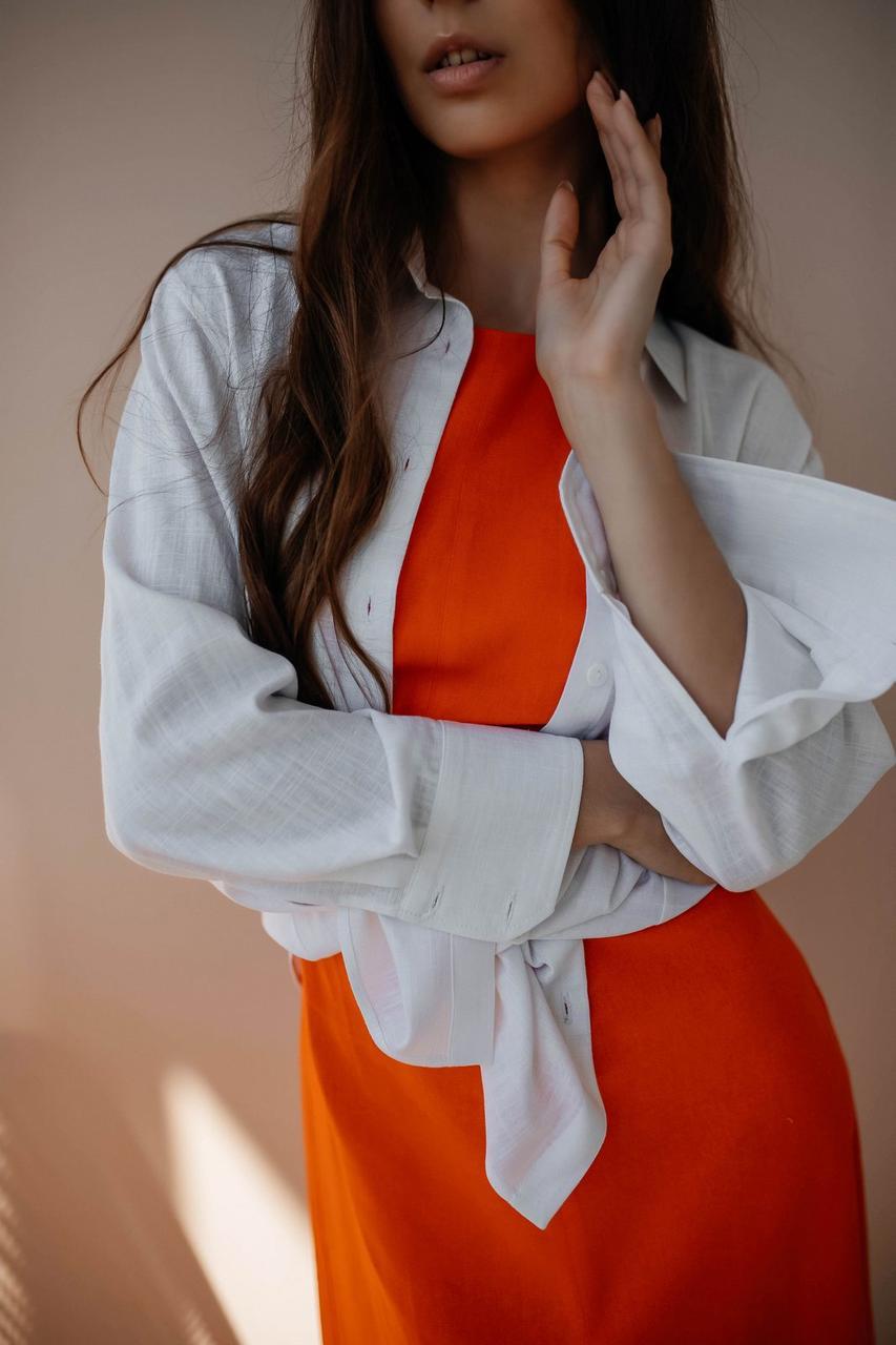 Классическая рубашка женская