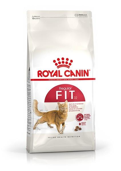 Royal Canin FIT 10 кг - Корм для взрослых кошек