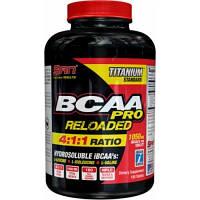 Аминокислоты San Bcaa Pro Reloaded 4:1:1, 180 Tablets