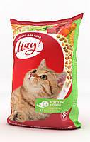 Мяу! М`ясо, рис овочі 14 кг - Корм для кошек с мясом,рисом и овощами
