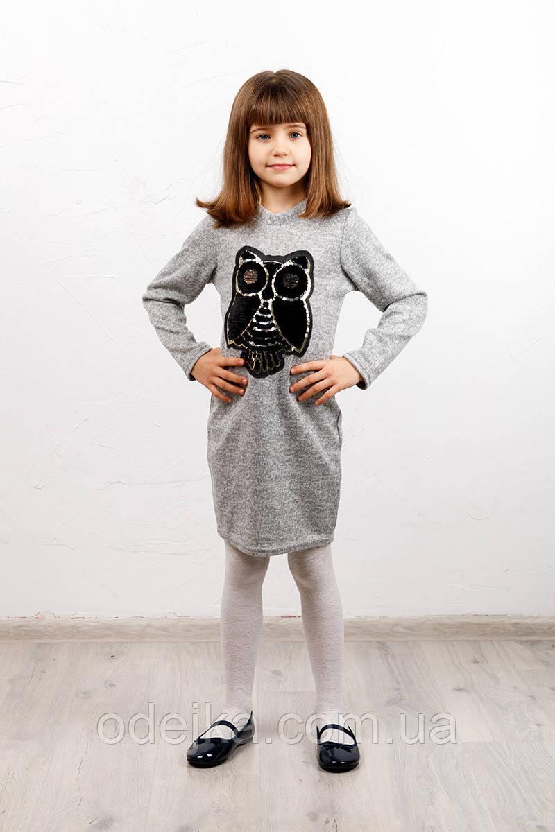 Плаття дитяче Софі сова №4