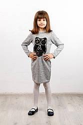 Платье детское Софи сова №4