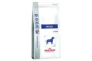 Royal Canin Renal Canine 2 кг - сухий корм для собак з хронічною нирковою недостатністю