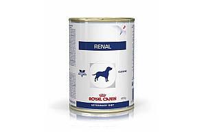 Royal Canin Renal 410 г х 12- вологий корм для собак при хронічній нирковій недостатності