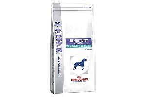 Royal Canin Sensitivity Control 1.5 кг - сухий корм для собак при харчової алергії