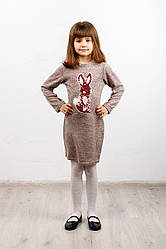Платье детское Софи зайка
