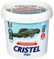 Корм для анцитрусовых рыб 1 л /550 гр Cristel Ancistrus Standart