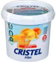 Корм для золотой рыбки 5 л /2,7 кг Cristel Goldfish