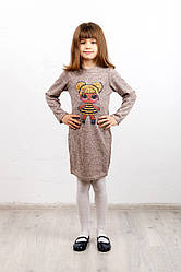 Плаття дитяче LOL золота