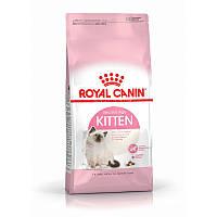 Royal Canin Kitten 2 кг - корм для котят до 12 месяцев