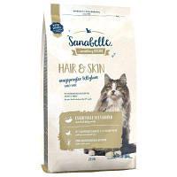 Sanabelle HAIR & SKIN 2 кг - корм для виставкових і вибагливих кішок (Санабель Хаир Скін)