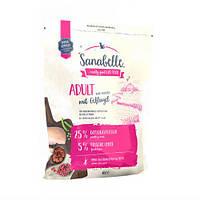 Sanabelle Adult Poultry 2 кг - корм для кішок домашнього утримання (Санабель Едалт, домашня птиця)